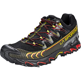 La Sportiva Ultra Raptor GTX Zapatillas running Hombre, black/yellow